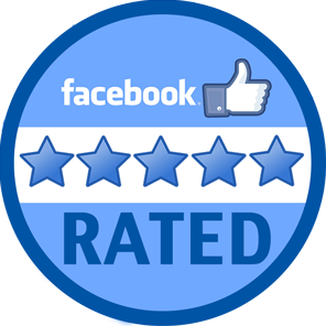 Facebook Rated Badge